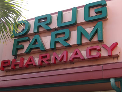 drug farm pharmacy